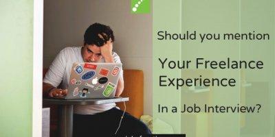 Freelance Experience