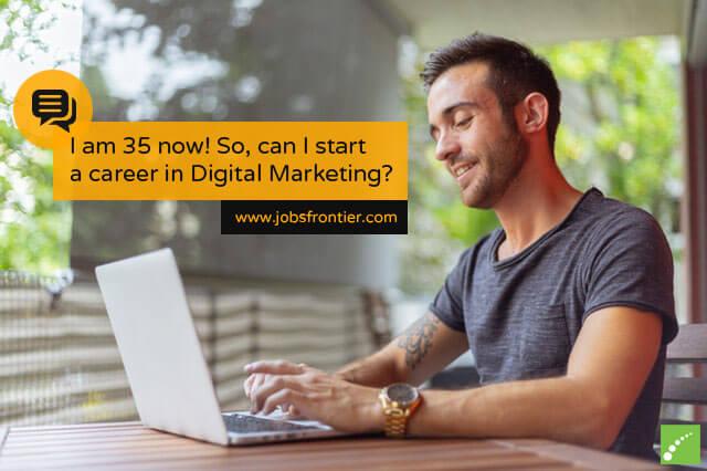Start a career in digital marketing
