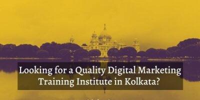 Top Digital Marketing Institute Kolkata