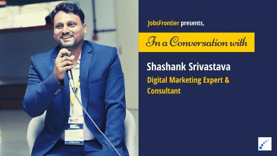 Interview with Shashank Srivastava