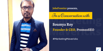 Interview with Soumya Roy PromozSEO