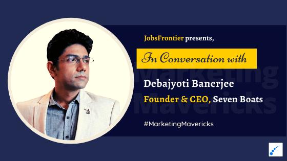 Interview with Debajyoti Banerjee