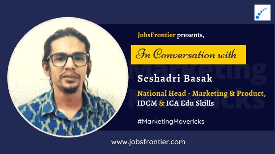 interview with seshadri basak ica