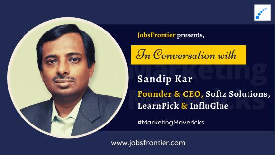 Interview with Sandeep Kar Softz Solutions