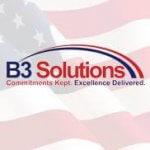 B3 Solutions